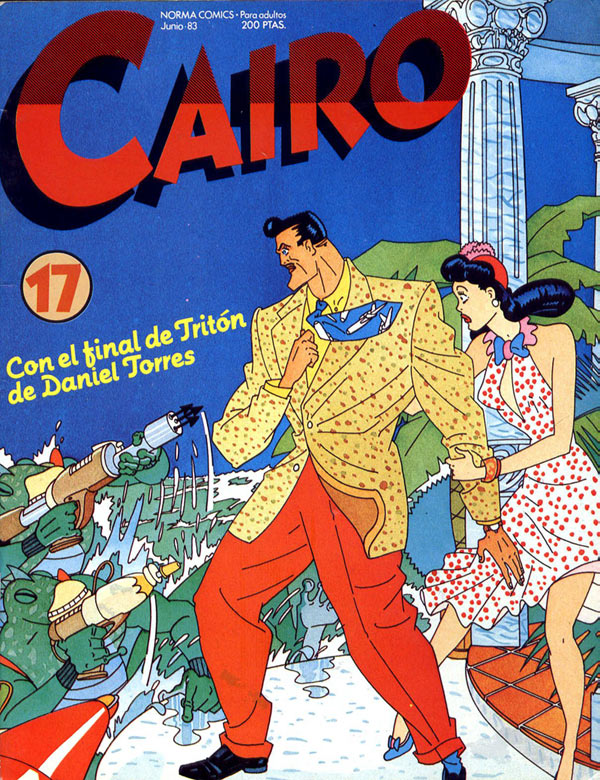 Cairo nº 17 - Junio 83
