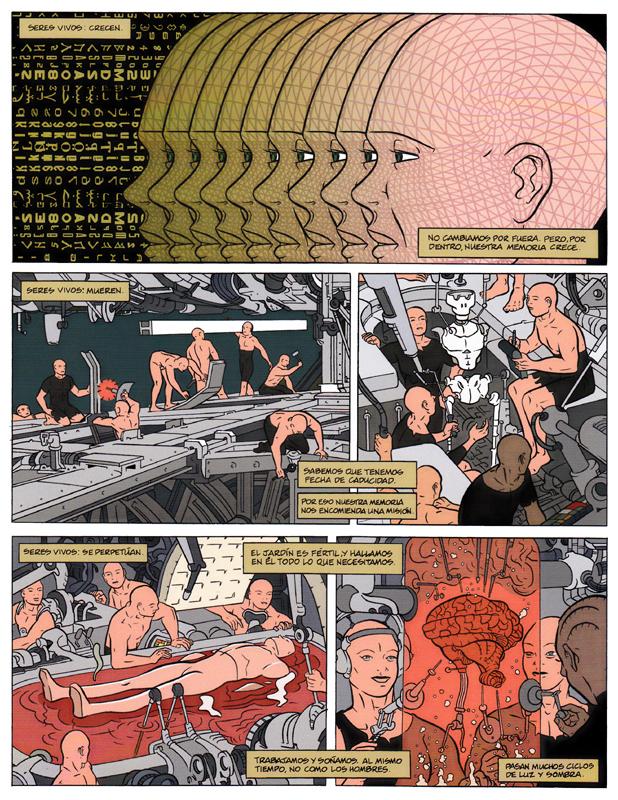 La Balada de Dry Martinia, página 12