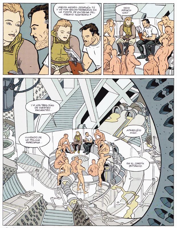 La Balada de Dry Martinia, página 29
