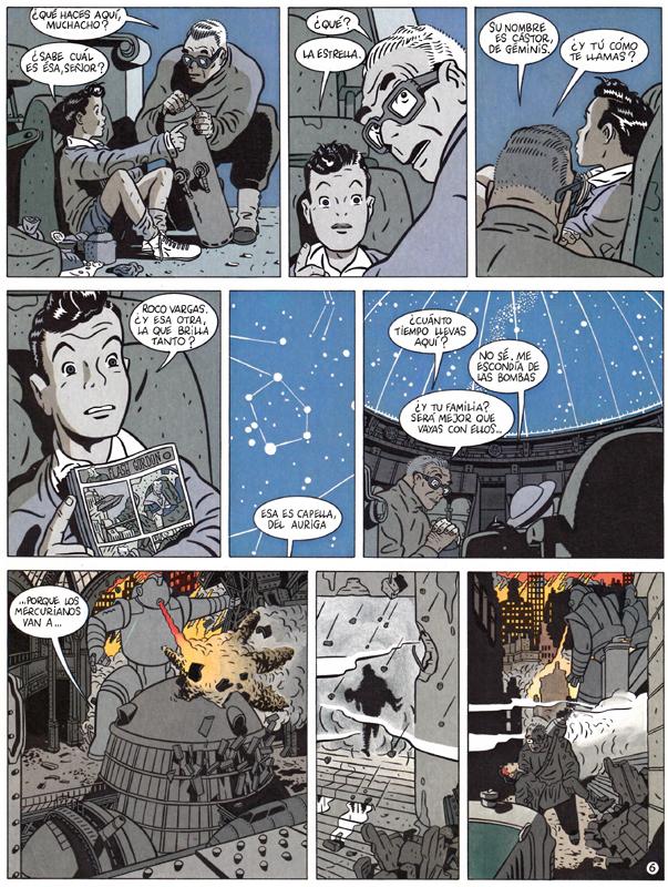 La Estrella Lejana, página 6