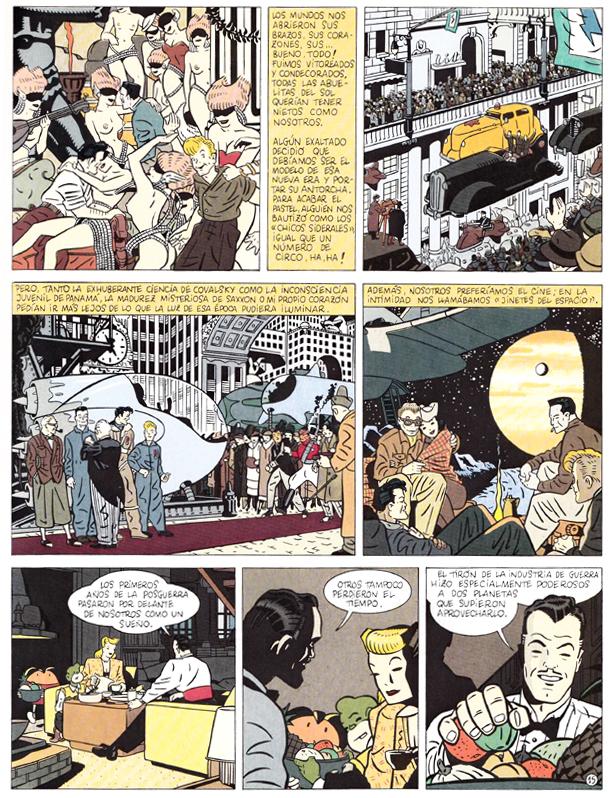 La Estrella Lejana, página 15