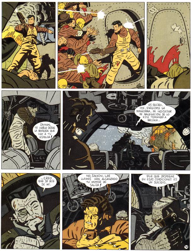 La Estrella Lejana, página 38