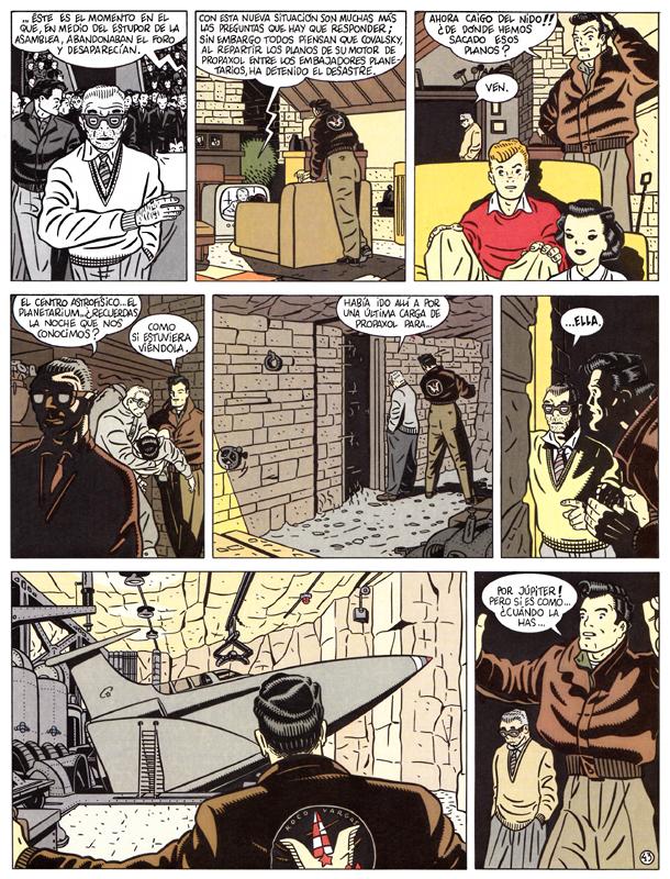 La Estrella Lejana, página 43