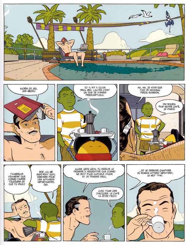 El Juego de los Dioses, página 19