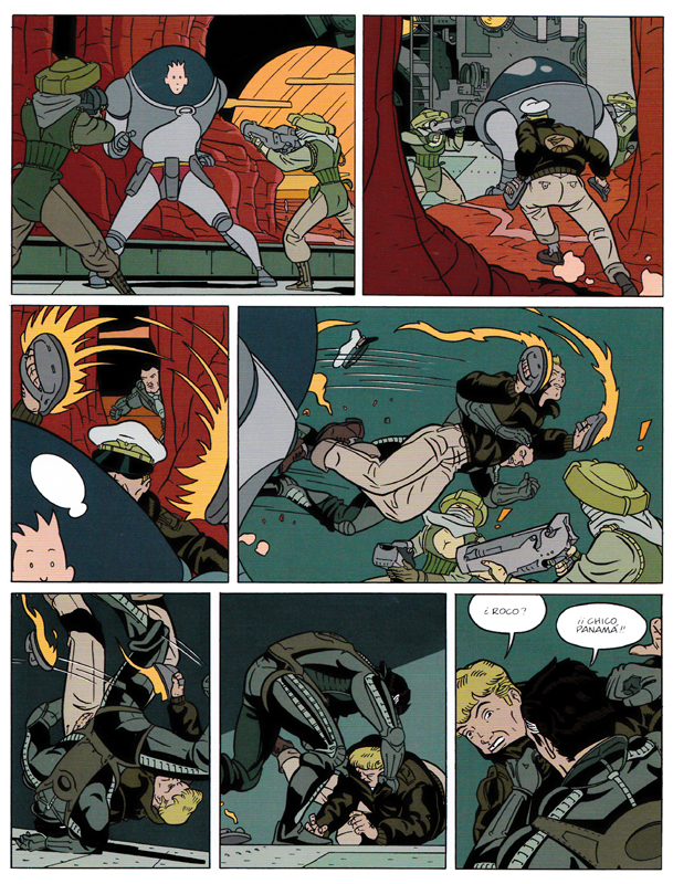 Paseando con Monstruos, página 29
