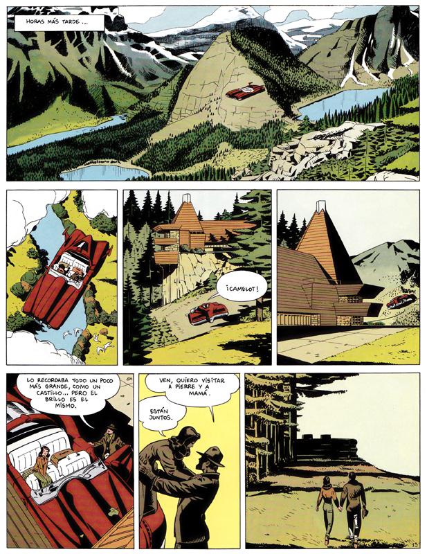 El Bosque Oscuro, página 13