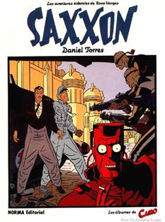 SAXXON
