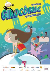 Fira de Girona - GIROCOMIC - 12-3 OCTUBRE 2019